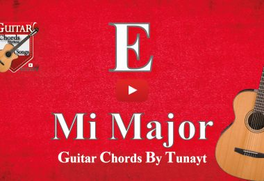 How to play fa chord on guitar - Cómo jugar fa acorde a la guitarra - Bütün Gitar Akorları - All Guitar Chords..