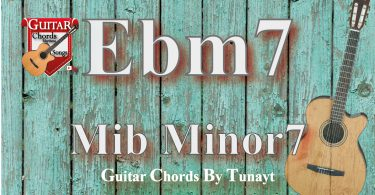 ebm7,mi bemol minor 7, mi flat minor7,mi bemol minör,mi bemol minor7