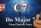 how to play c7 chord on guitar